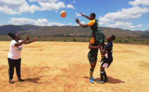 Rugby saves girls from early marriages