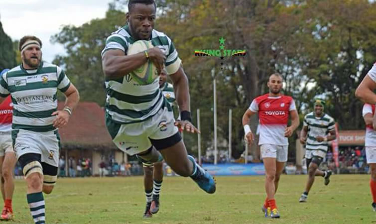 Hilton Mudariki Rises To Sables Rugby Occasion