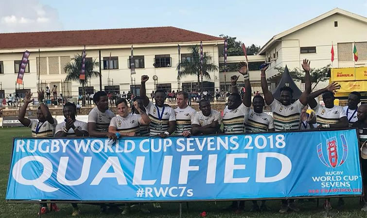 Zimbabwe Cheetahs Qualify For Rugby World Cup