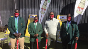 Zimbabwe Rugby Union Distributes Covid 19 Relief Hampers