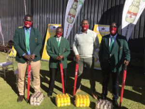 Rugby Africa Donates To Zimbabwe Rugby Union