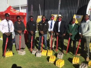 Zimbabwe Rugby Union Receives Donations For Rugby Players