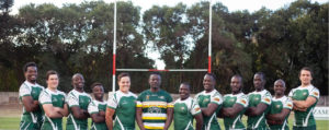 Zimbabwe Rugby Union Cheetahs Sevens Rugby