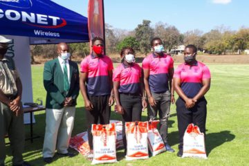 ZRU hands out the Covid-19 Food relief to Manicaland Rugby