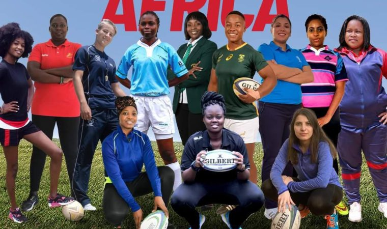Abigail Kawonza selected as one of Africa's Unstoppable women in Rugby